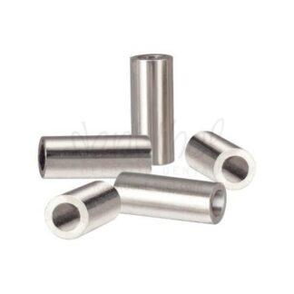 10 CRIMPABLE Mini stops (pequeños) 0,5 mm
