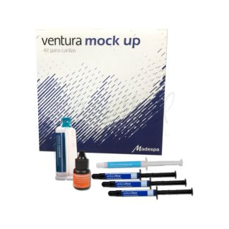 OFERTA VENTURA Mock Up kit para carillas