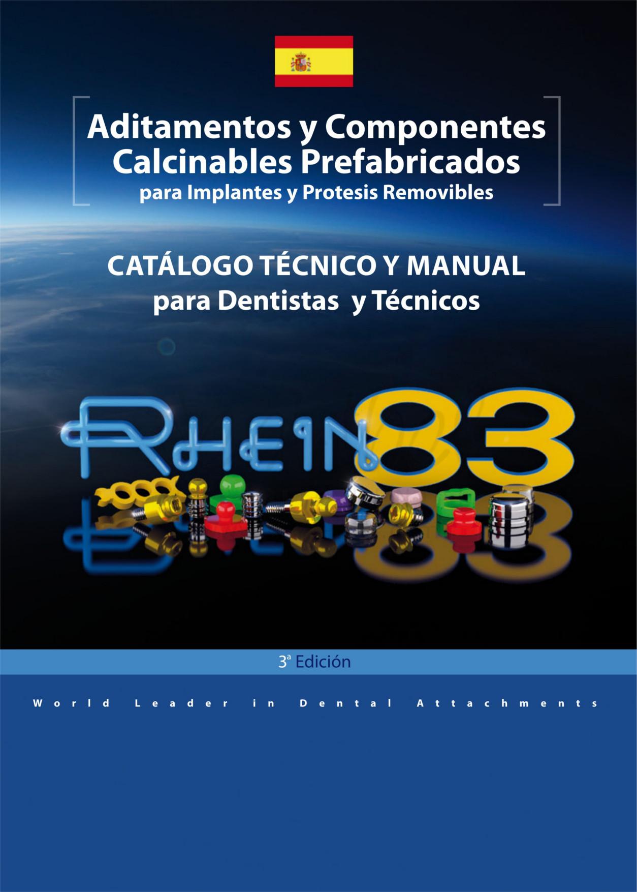 Catálogo Rhein83
