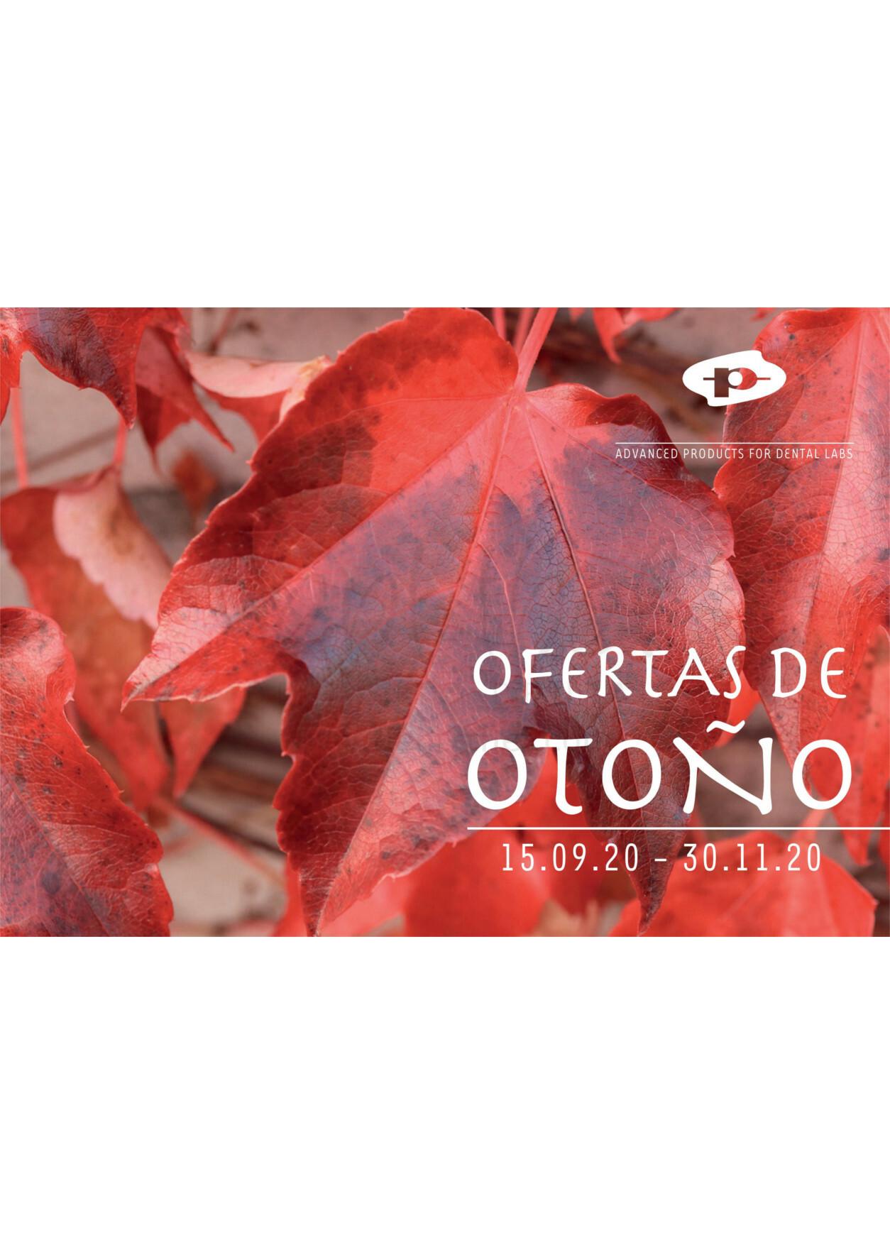 Ofertas Protechno hasta 30/11/2020