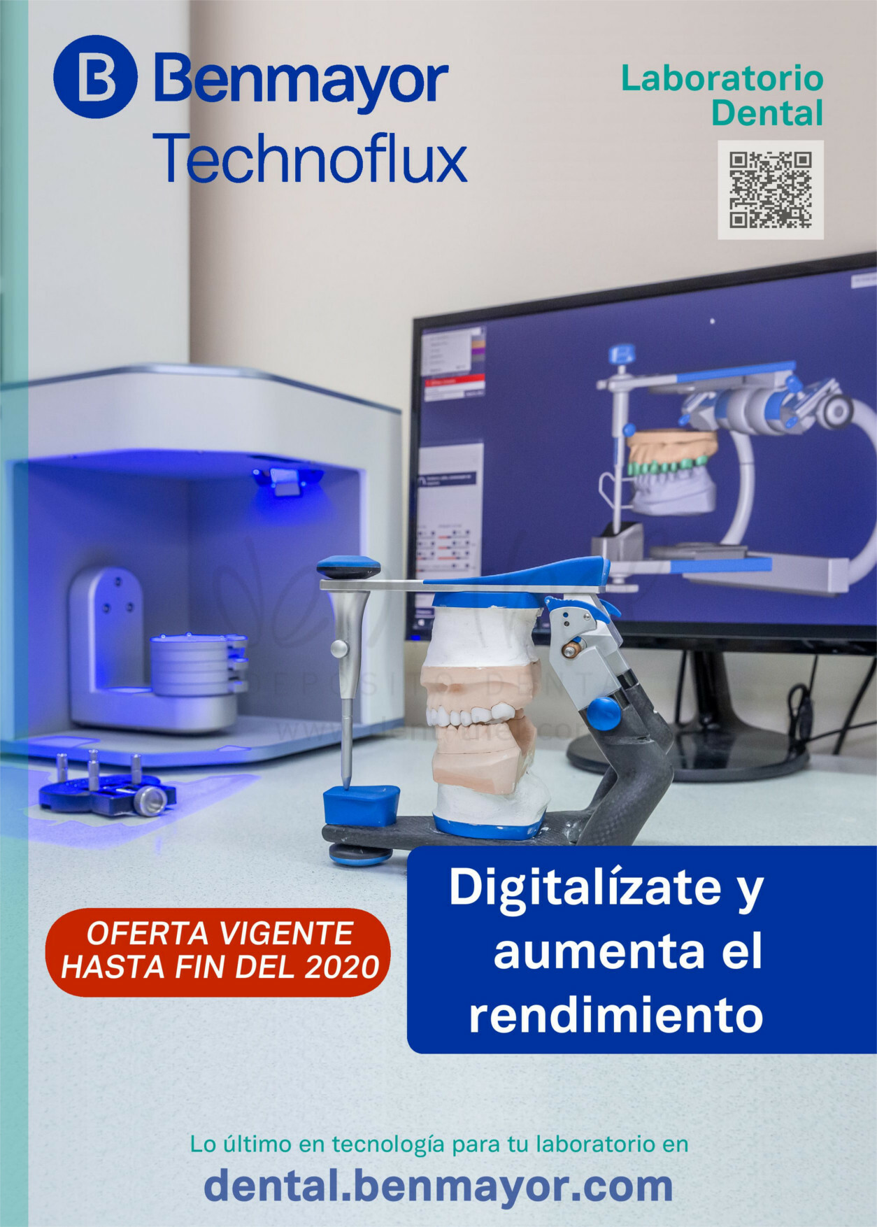 Ofertas Benmayor laboratorio hasta 31/12/2020