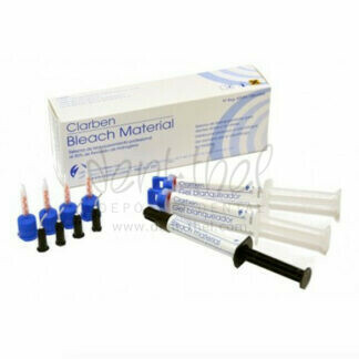 BLEACH MATERIAL Blanqueamiento 2x2,5g +3g protector gingival