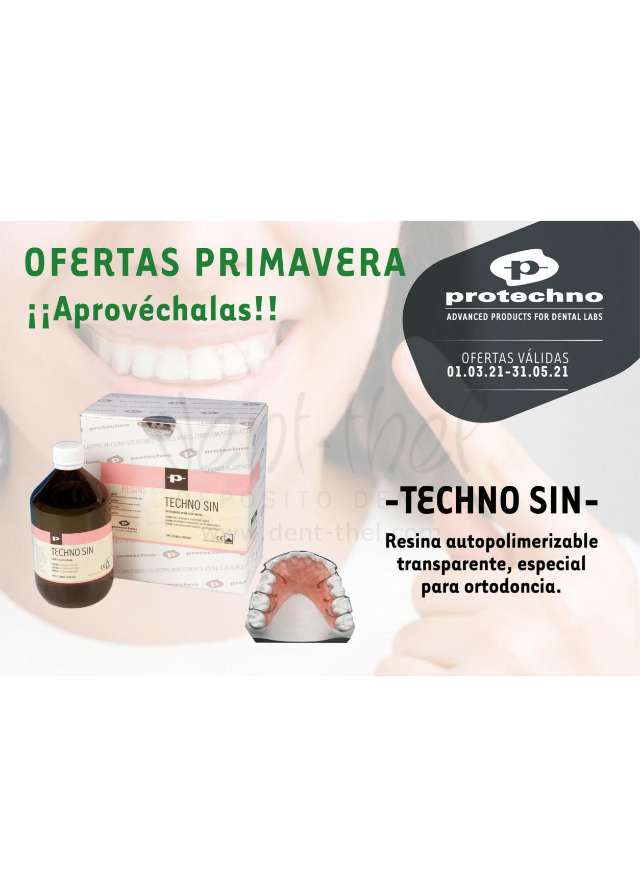 Ofertas Protechno hasta 31/05/2021