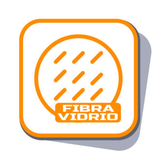 DISCOS FIBRA VIDRIO